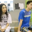 Natasha Wilona dan Kevin Sanjaya di video YouTube.