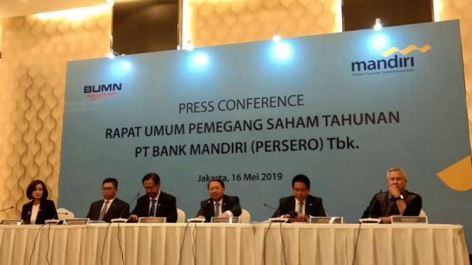 RUPST Bank Mandiri.