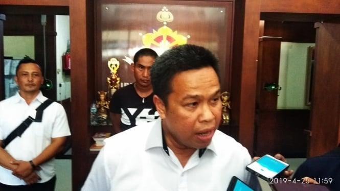 Direktur Reserse Kriminal Umum (Reskrimum) Polda Bali, Kombes Pol Andi Fairan