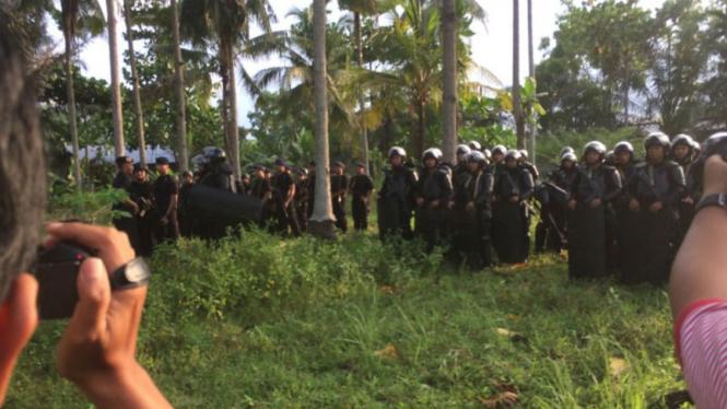 Polisi cari napi yang kabur saat kerusuhan di Lapas Langkat Sumatera Utara