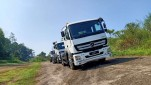 Mercedes-Benz Axor Test Drive