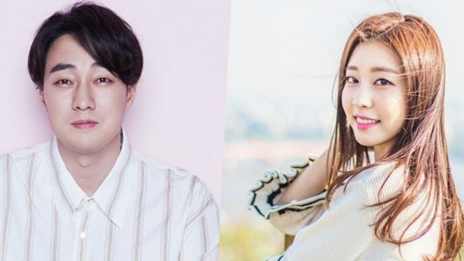 So Ji Sub dan kekasih, Cho Eun Jung.