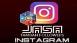 Jasa tambah followers Instagram.