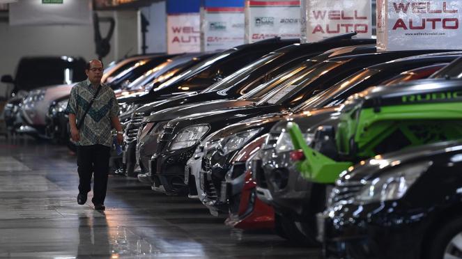 Penjualan Mobil Bekas Jelang mudik Lebaran
