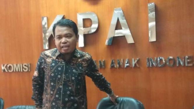 Ketua Komisi Perlindungan Anak Indonesia (KPAI), Susanto