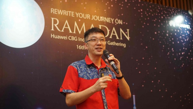 Deputy Country Director Huawei Device Indonesia, Lo Khing Seng
