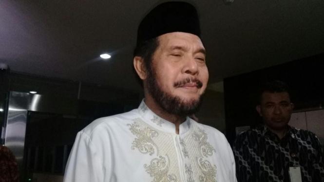 Ketua Mahkamah Konstitusi Anwar Usman