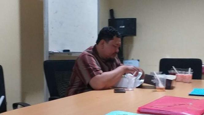 Ketua GNPF Ulama Bogor Ustaz Iyus Khaerunnas ditangkap Polres Bogor Kota