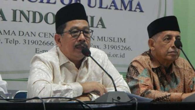 Wakil Menteri Agama, Zainut Tauhid Sa'adi.