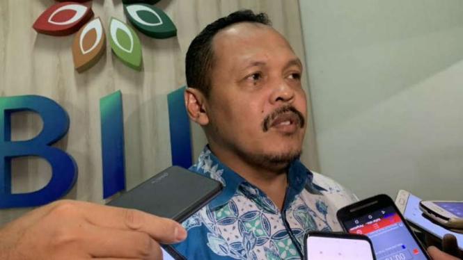 Direktur Bandara Internasional Jawa Barat Kertajati, Muhammad Singgih.