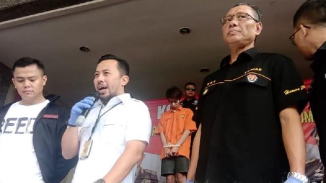 Wakil Dirkrimum Polda Metro Jaya AKBP Ade Ary Syam