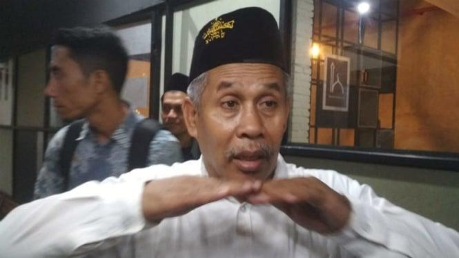 Ketua Pengurus Wilayah NU Jawa Timur, Marzuki Mustamar.
