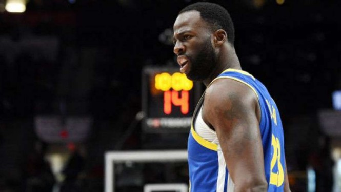 Pemain Golden State Warriors, Draymond Green.