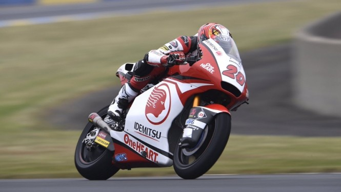 Pembalap Honda Team Asia, Dimas Ekky Pratama