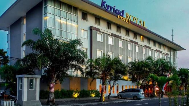 Kyriad Royal Hotel