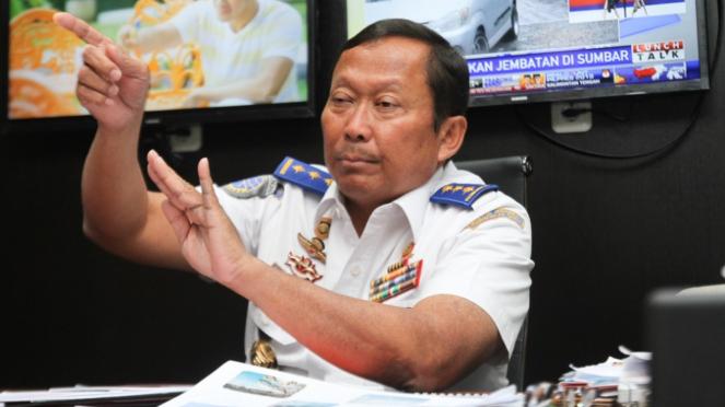 Direktur Jenderal Perhubungan Darat (Dirjen Hubdat) Budi Setiyadi