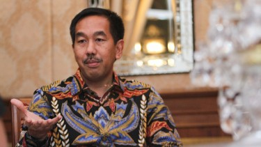Direktur Utama di PT Angkasa Pura II Muhammad Awaluddin