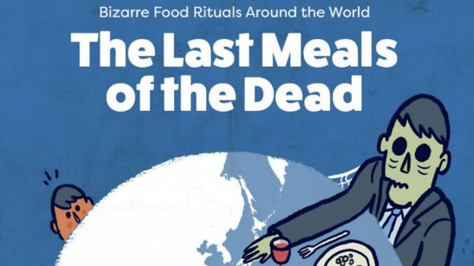 Makan dengan mayat