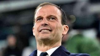 Massimiliano Allegri saat masih menangani Juventus