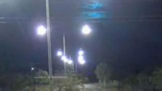 Video Viral Meteor Meledak di Langit Timbulkan Suara Mengerikan