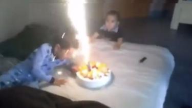 Kejutan ulang tahun.