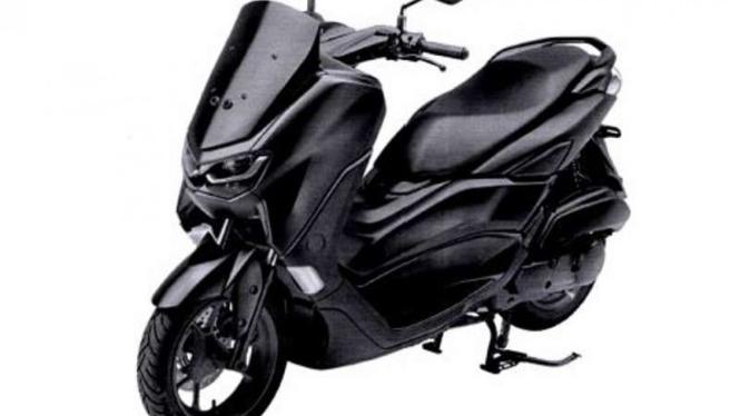 Bocoran Yamaha NMax baru