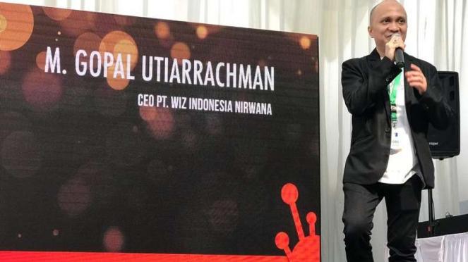 CEO WizPhone, M. Gopal Utiarrachman