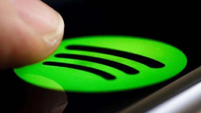 Spotify uji coba Car Thing.