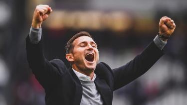 Manajer Chelsea, Frank Lampard.