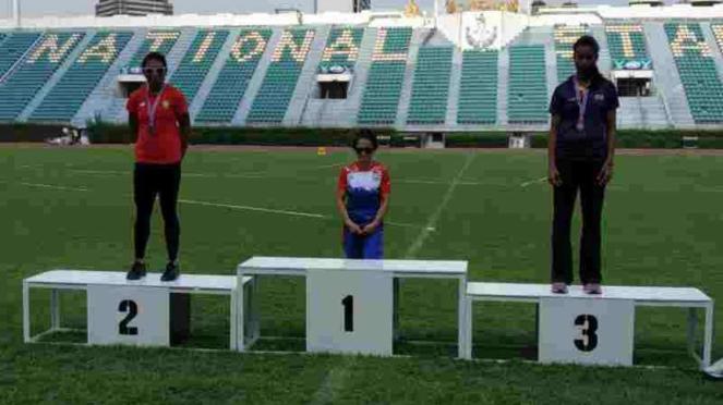 2 Atlet Atletik Indonesia Bawa Pulang Medali dari Thailand Open