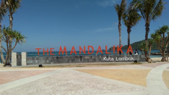 Mandalika, Lombok.