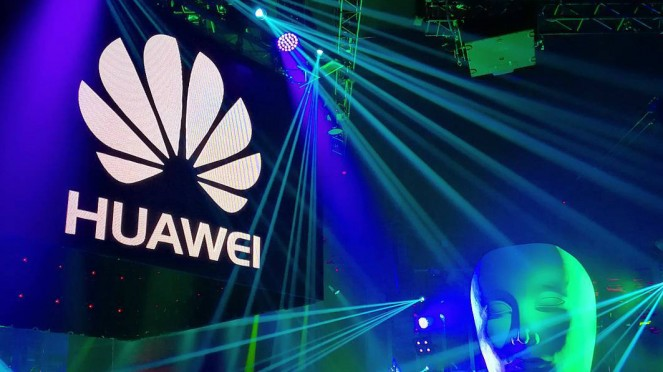 Logo Huawei.