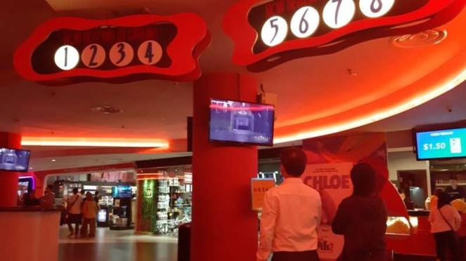 Cinema di Brunei Darussalam
