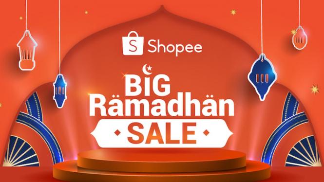 Shopee Big Ramadhan Sale.