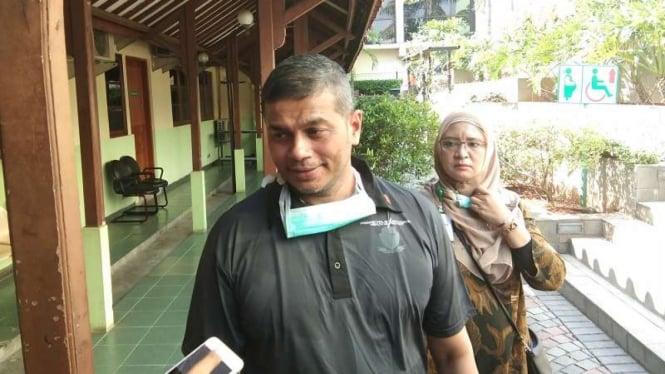 Direktur Pelayanan Medis RS Budi Kemuliaan, Muhammad Rifki