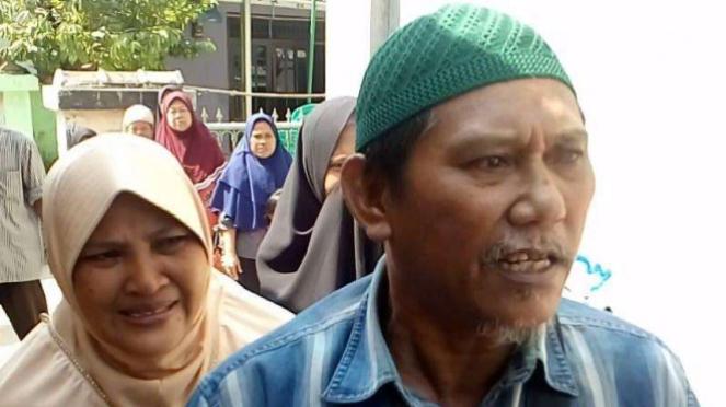 Ayah dari Farhan Syafero, Syafri Alamsyah.