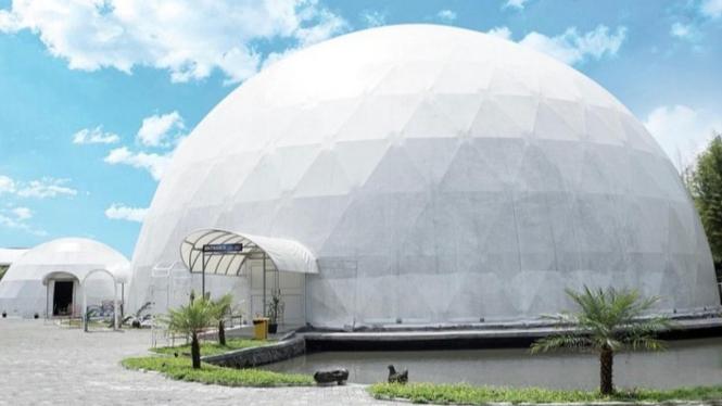 360 Dome Theatre, Yogyakarta.