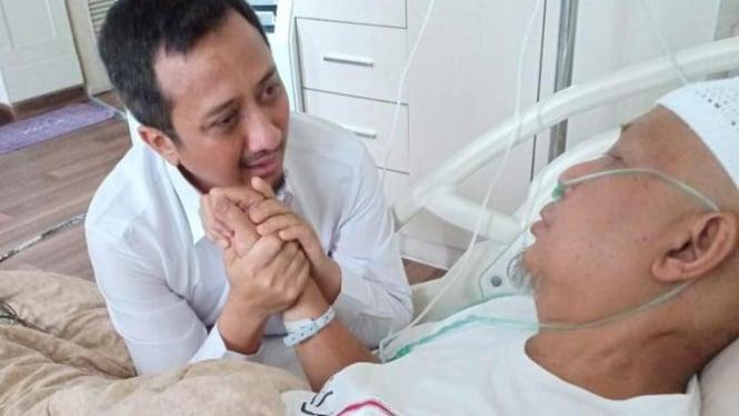 Ustaz Yusuf Mansur dan Ustaz Arifin Ilham