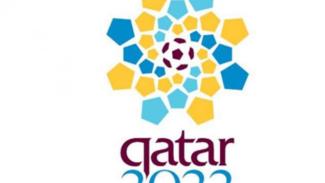 Logo Piala Dunia 2022 Qatar