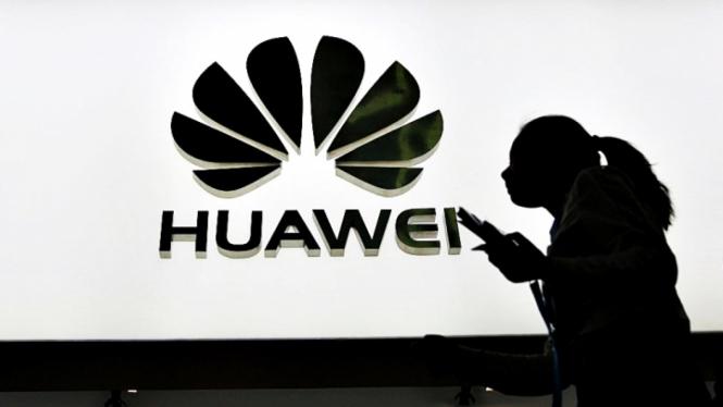 Giliran ARM Ngajak Putus Huawei. (FOTO: Reuters/Aly Song)