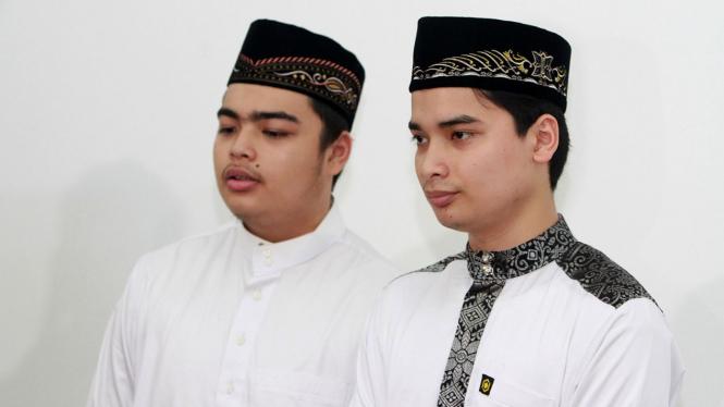 Anak-anak Ustaz Arifin Ilham