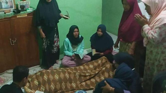 Keluarga Farhan Syafero, korban kerusuhan 22 Mei di Petamburan