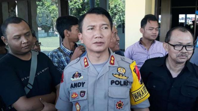 Menurut Wakil Kepala Kepolisian Resor Kota Solo AKBP Andy Rifai
