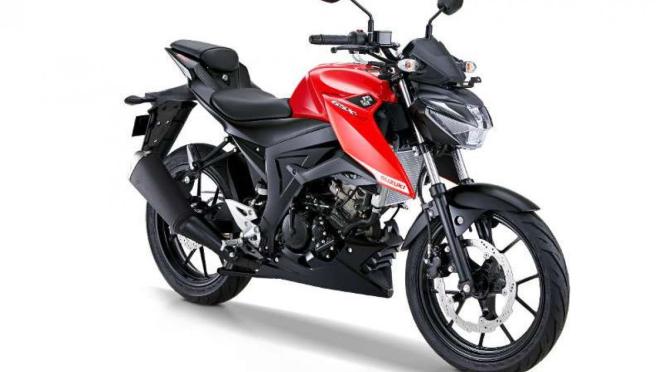 Suzuki GSX-S150 baru