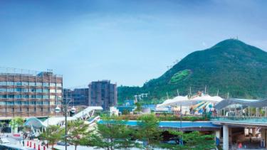 Hong Kong Ocean Park Marriott Hotel.