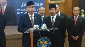 Kepala Badan Siber dan Sandi Negara (BSSN) Letjen TNI (Purn) Hinsa Siburian.