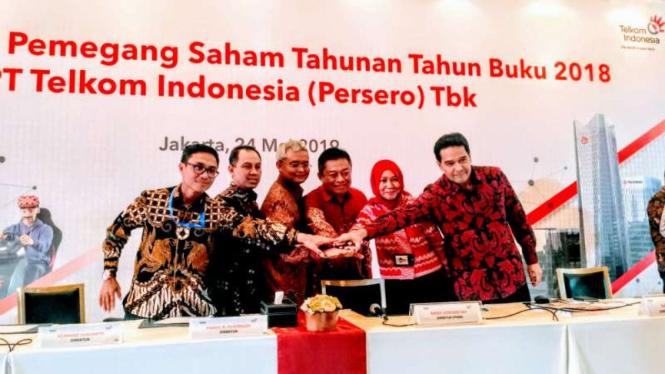 Dewan Direksi PT Telkom Indonesia.