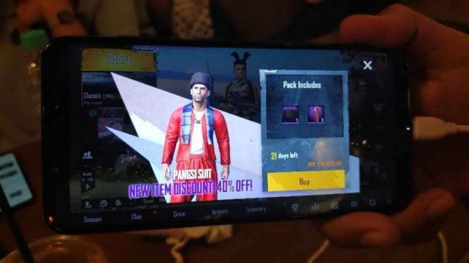 PUBG Mobile.