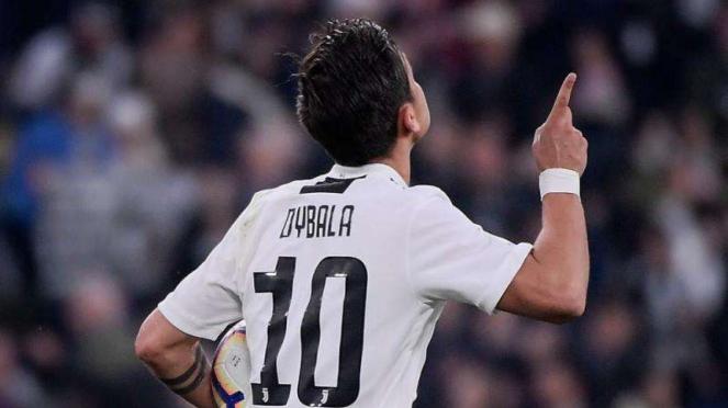 Bintang Juventus, Paulo Dybala