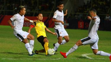 Barito Putera Dikalahkan Madura United